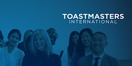 Toastmasters Phillips CLub bi-weekly meeting tickets