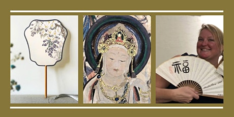 Ancient Asian art workshops : Calligraphy & Painting tickets