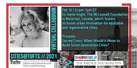 Sacred Civics with Jayne Engle tickets