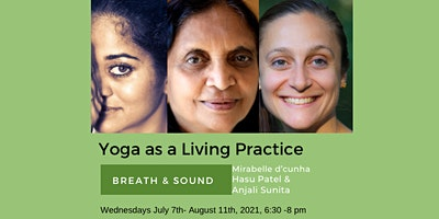 Breath & Sound with Mirabelle D'Cunha and Hasu Patel