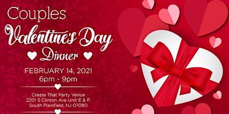 Couples Valentine's Day Dinner tickets