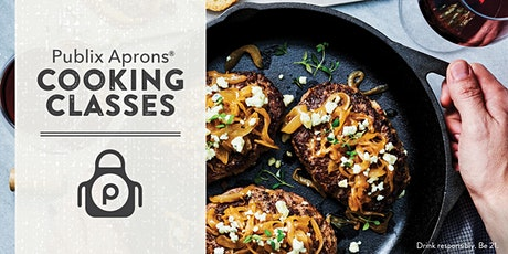 Cast Iron Cooking with Chef Adam Joiner tickets