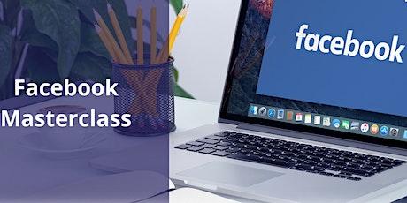 Facebook Masterclass tickets