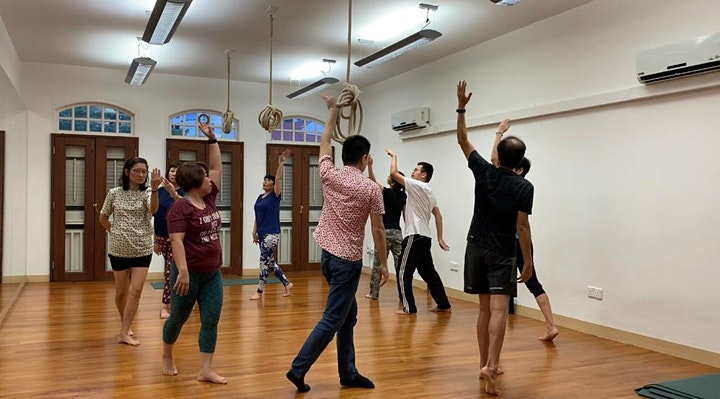 Dance Therapy 舞道 starts Mar 6 (8 sessions) image