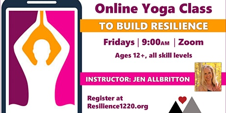 Yoga for Building Resilience tickets