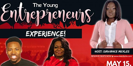 THE YOUNG ENTREPRENEURS EXPERIENCE tickets