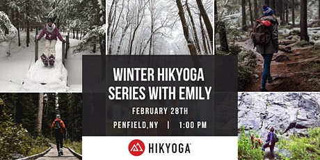 Winter Hikyoga Series with Emily tickets