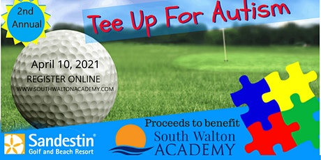 Tee Up For Autism 2021 tickets