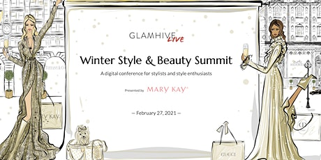 Glamhive LIVE - Digital Winter Style & Beauty Summit 2021 tickets