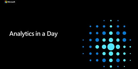 Analytics in a day (Online)*Register only if you reside in NZ or Australia* tickets
