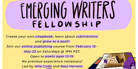 Emerging Writer's Fellowship tickets