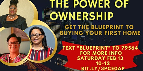2021 Homebuyer Blueprint-- Time to Fire Your Landlord!!- tickets