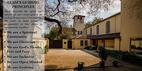 CCSM - Congregational Church of San Mateo - Inspirational Sunday Service tickets