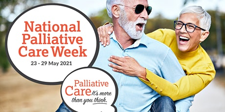 Register your interest: National Palliative Care Week 2021 tickets
