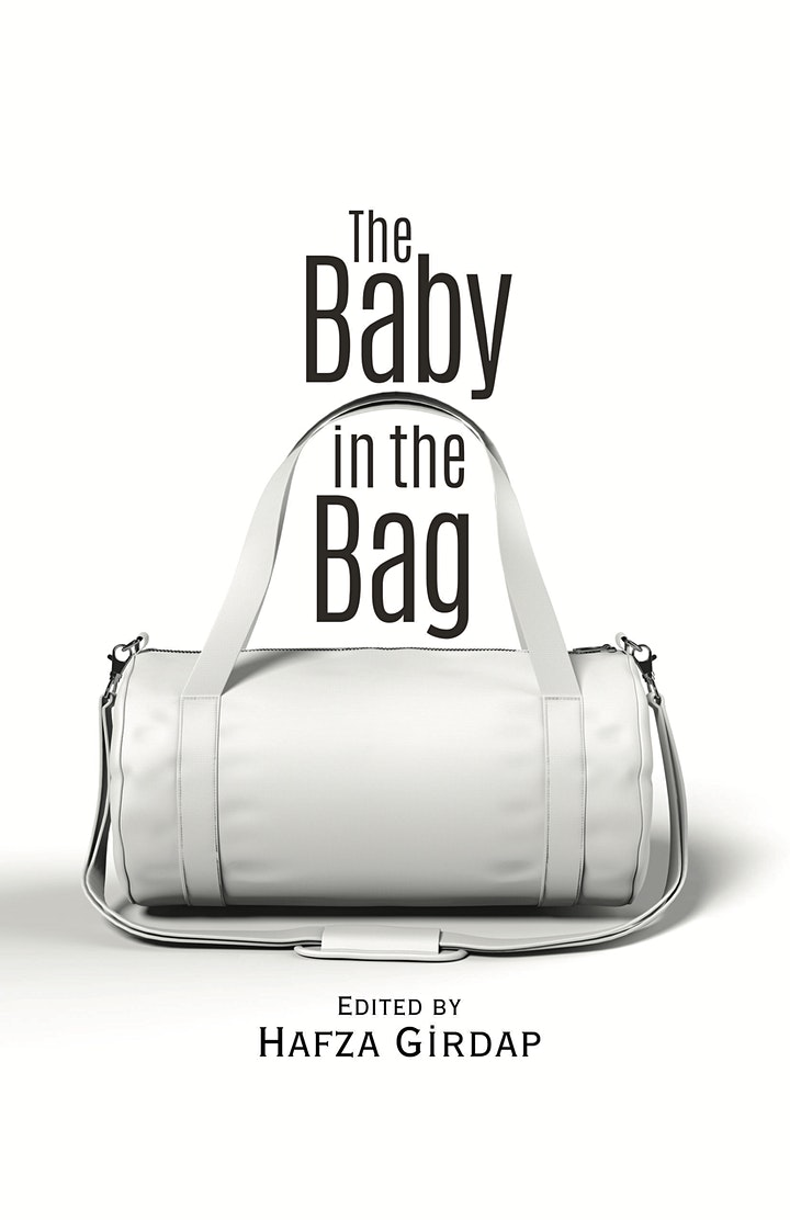 """Meet The Author of """"Baby in the Bag"""" featuring Hafza Girdap image"""