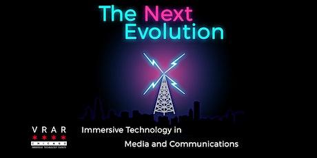 VRAR Chicago: The Next Evolution of Media & Communications tickets