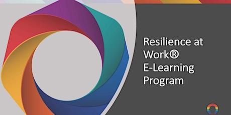 E-Learning Program Demonstration Australia/North America tickets