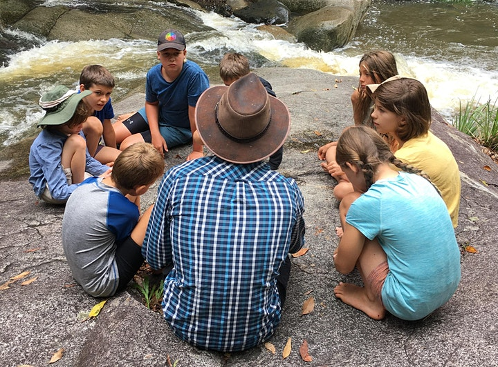 Mindfulness in Nature, Family Day- Brisbane image