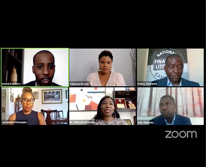 The EXChange -Forum 20/21 (by Black Youth Entrepreneurs) image
