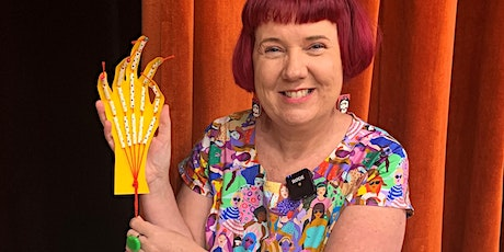 Make your own articulated hand @ Balmain Library tickets