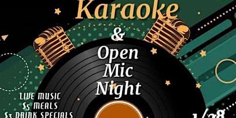 Karaoke Thursdays tickets