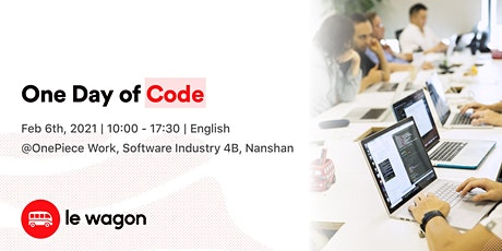 One Day of Code: Build Your New Year's Resolution Landing Page. tickets