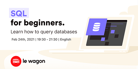 SQL for Beginners tickets