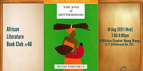 African Literature Book Club #40|  The Joys of Motherhood - Buchi Emecheta tickets