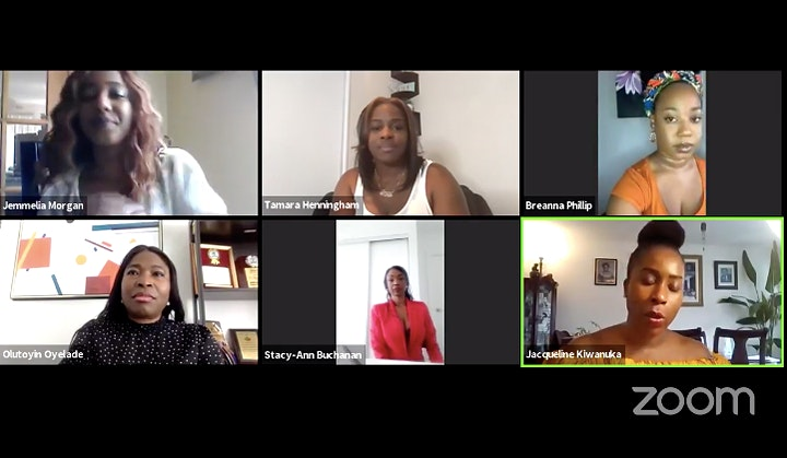 Black Entrepreneurs' Initiative (BEYI) Webinars image