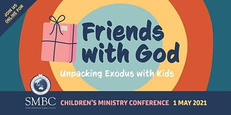 SMBC Children's Ministry Conference ingressos