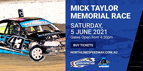 7mate Northline Speedway Round 5 - Mick Taylor Memorial & AMCA Darwin Title tickets