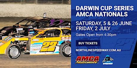 7mate Northline Speedway Round 7 - AMCA Nationals Darwin Cup Series tickets