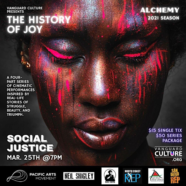 The History of Joy - SOCIAL JUSTICE image