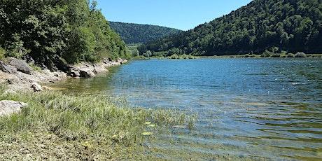 Visite du lac et des glacières de Sylans tickets