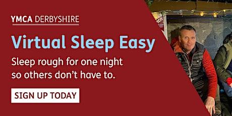 YMCA Derbyshire's Virtual Sleep Easy 2021 tickets