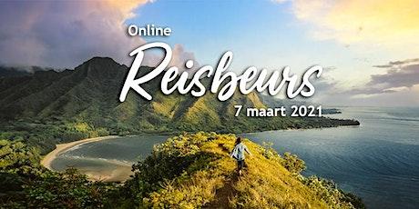 Online Reisbeurs 7-maart tickets