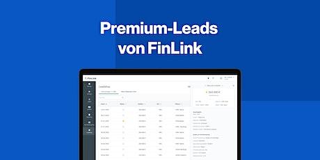 FinLink - Single-Leads mit Servicepaket Tickets