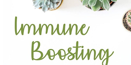 Support Your Immune System - ONLINE CLASS tickets