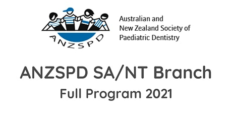 ANZSPD SA/NT Branch 2021 Full Program tickets