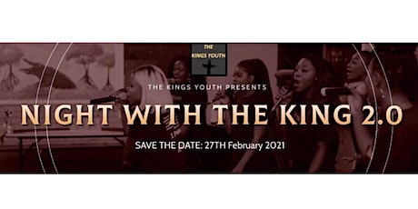 NIGHT WITH THE KING 2.0 tickets