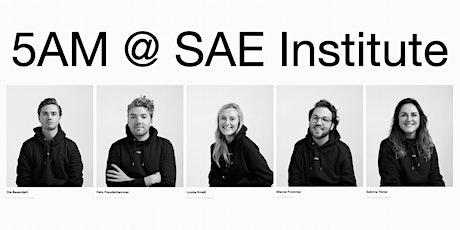 Meet The Industry -  Event mit Agentur &  Startup-Inkubator 5AM aus Hamburg Tickets