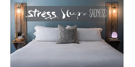 Essential Oils for Stress, Sleep & Sadness - ONLINE CLASS tickets