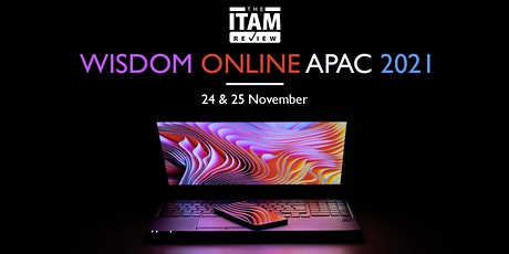 Wisdom Online APAC 2021 tickets