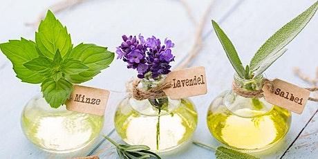Speed Oiling - Selbstgemachtes für Ostern u. Muttertag mit Ätherischen Ölen Tickets