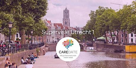 Supervisie Utrecht  - bijeenkomst 3 tickets