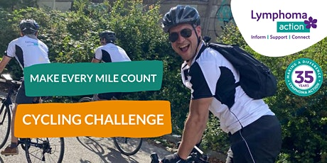 Make every mile count cycling challenge tickets