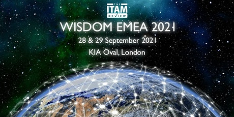 Wisdom EMEA 2021 tickets