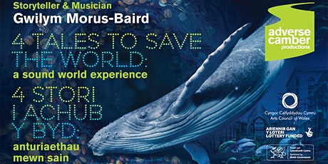 4 Tales to Save the World: a Sound World Experience Box Set & live Q&A tickets