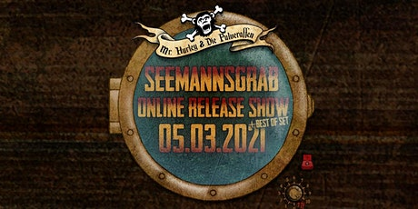 SEEMANSGRAB · ALBUM Release Show billets