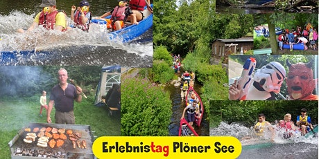 Abenteuertag Plön 25.7.21 Kanu, Grillen, Schatzsuche -- Familienausflug ++ Tickets